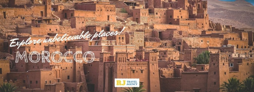 Adventure holidays with many choices of Morocco tour packages